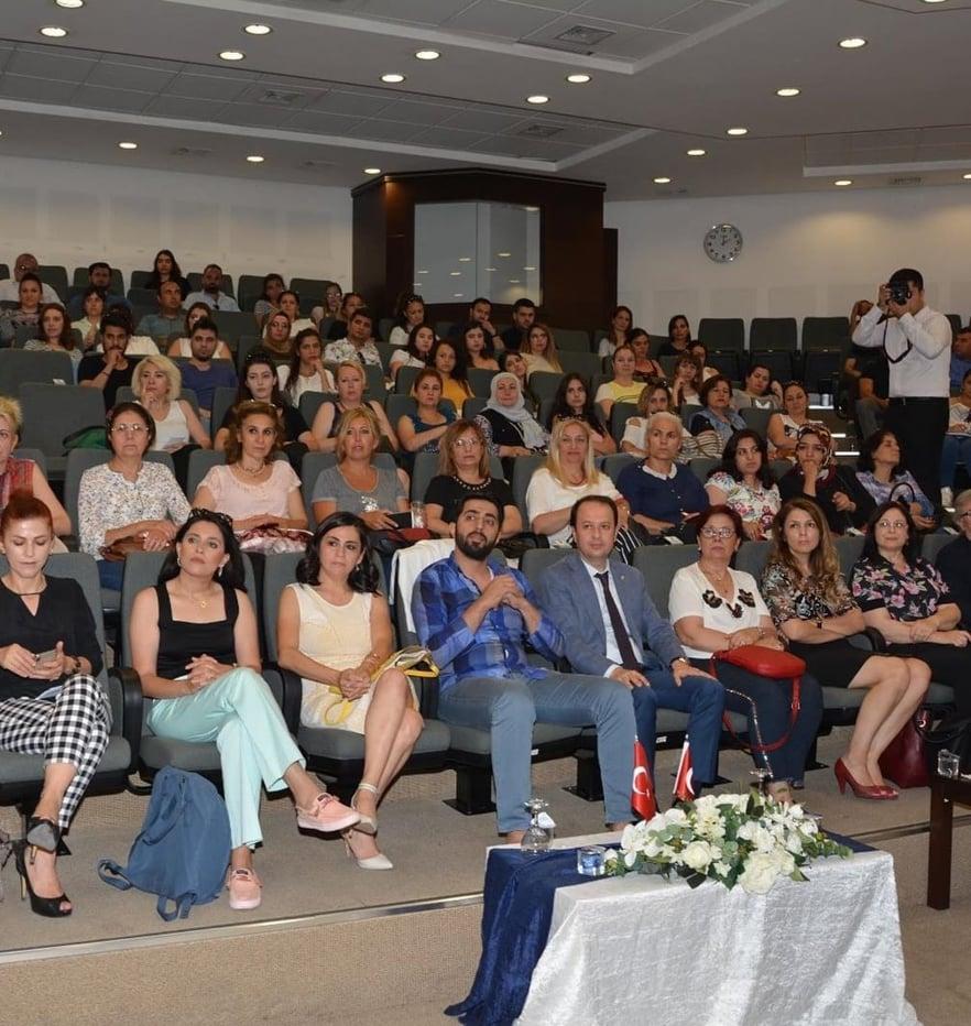 """TOBB İl Kadın Girişimciler Kurulu tarafından Sanayi Odamız ev sahipliğinde  """"Sosyal Medya Eğitimi"""" düzenlendi."""