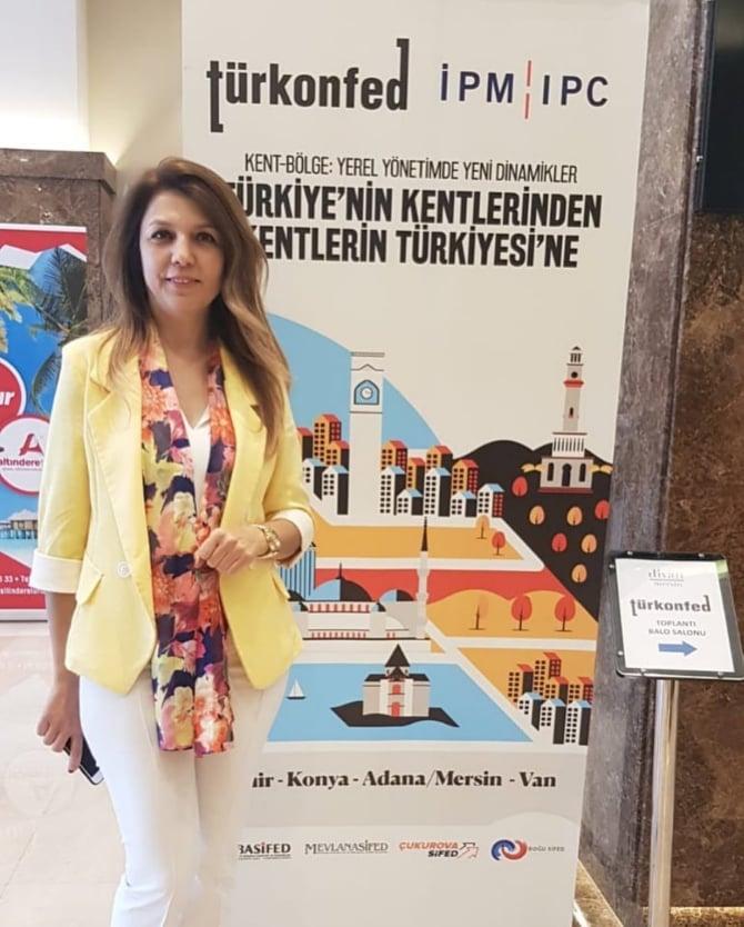 TÜRKONFED ve İstanbul Politikalar Merkezi(İPM),hazırlanan ikinci rapor ile yerel kalkınma yerel yönetimler ilişkisine dikkat çektiği 'Kent-Bölge: Yerel Yönetimde Yeni Dinamikler Raporu'nun Adana ve Mersin Sonuç Toplantısı