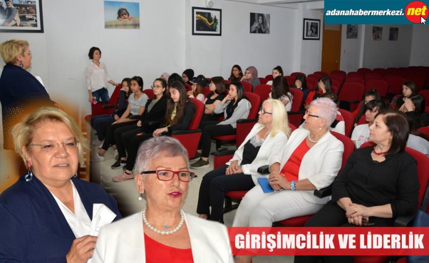 İŞKAD Girişimcilik Seminerleri devam ediyor. Kurttepe Şehit Ali Öztaş Mesleki ve Teknik Anadolu Lisesi  Girişimcilik Semineri.