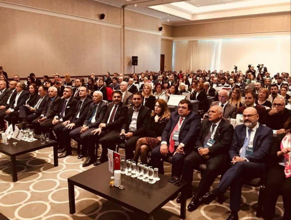 TÜRKONFED ve Türkiye İş Bankası iş birliğiyle yürütülen Dijital Anadolu Projesi'nin bu yılki kapanış toplantısı Çukurova SİFED ev sahipliğinde Adana'da gerçekleştirildi.